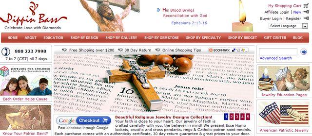Patron Saints Jewelry: Patron Saints Jewelry at PippinBass com