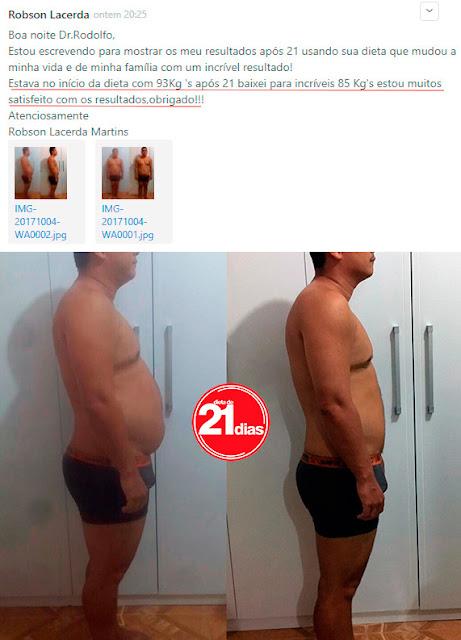 Dieta de 21 dias funciona
