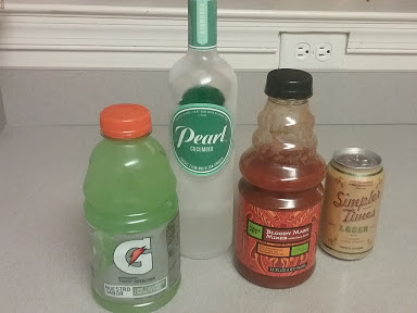 4 Ingredients- 3 Super Easy Cocktails