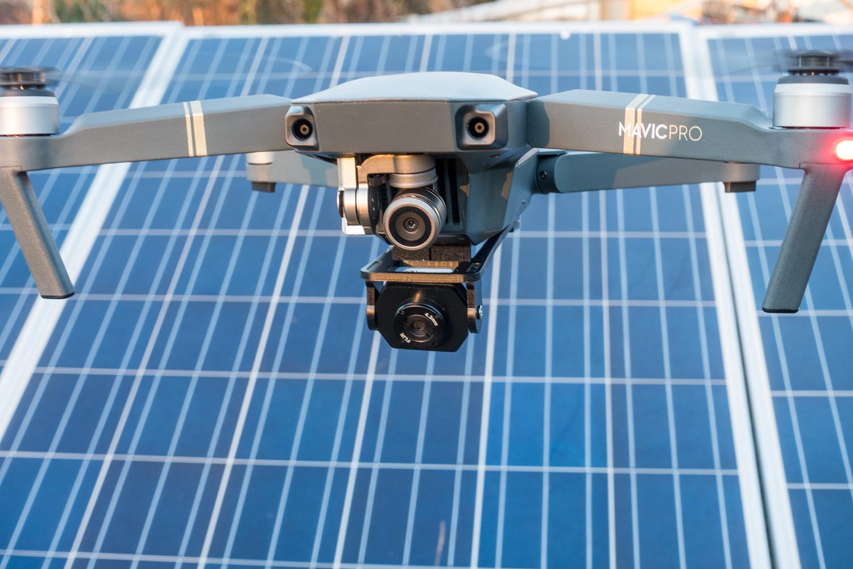 camera thermiqu