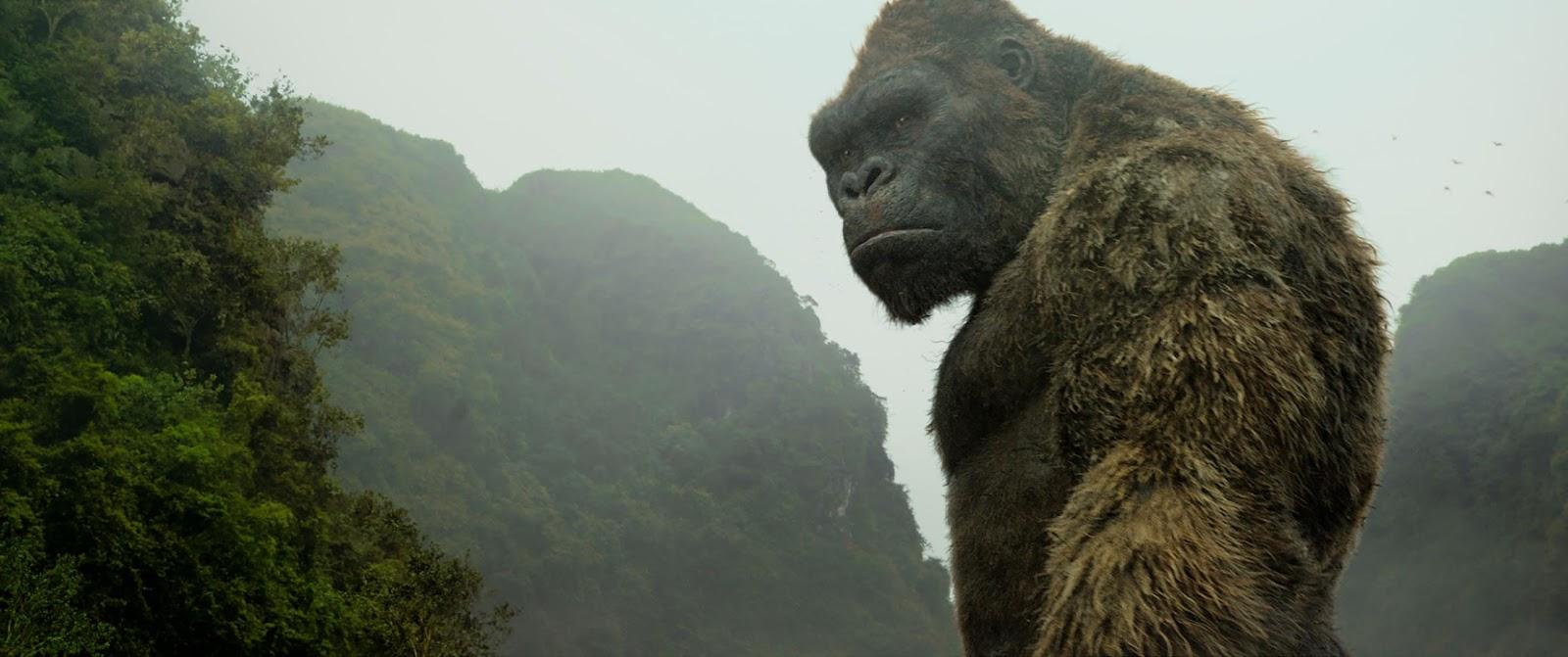 Kong: La Isla Calavera  - king kong