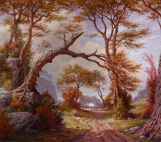 Le peintre Pierre Lussier - du 27 août au 1er octobre : deux expositions et une conférence
