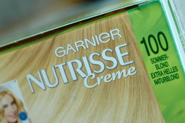 Garnier Nutrisse Extra Helles Naturblond