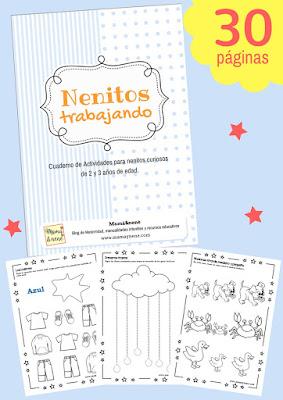 IMPRIMIBLES-PREESCOLAR-NENITOS-NIÑOS-MATERNIDAD-MAMAYNENE-EDUCACION-INFANTIL-ESTIMULACION