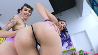 Emily Blacc, Jessica Jones – Bff Baddies – Swallowed