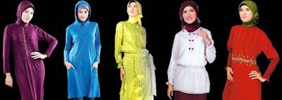 model baju muslim remaja pilihan terbaru