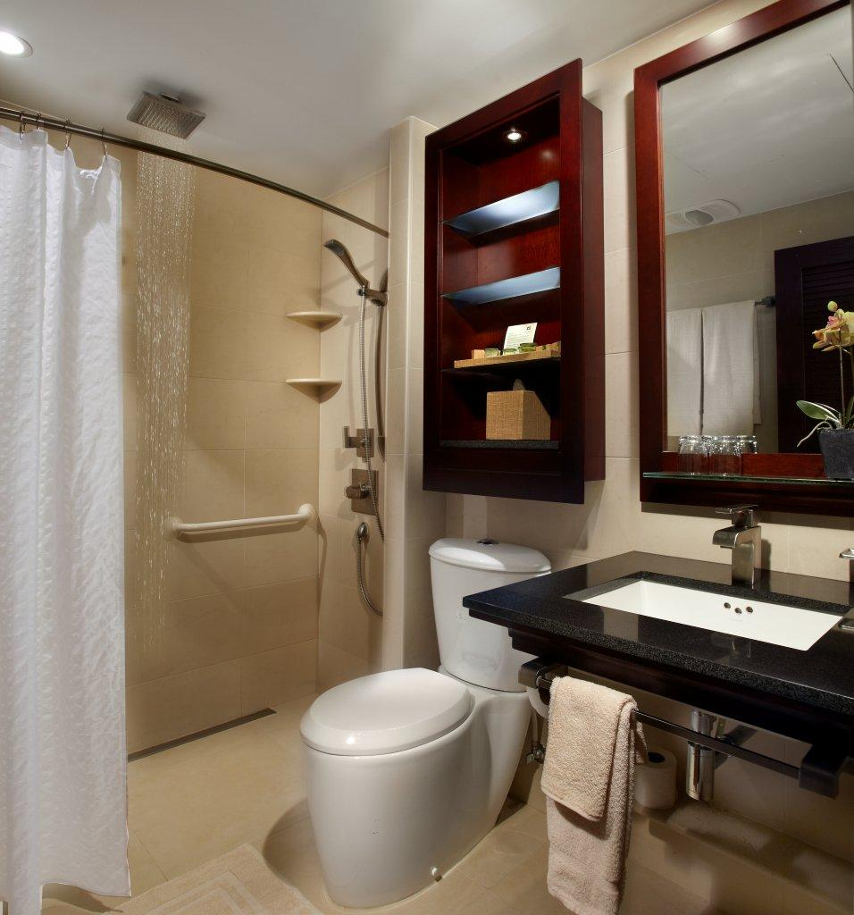 minimalist bathroom design model home interiors
