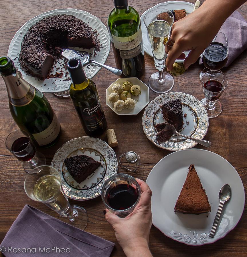 Chocolate And Wine Pairing Hot And Chilli