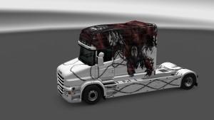 Scania T Longline Spawn Skin
