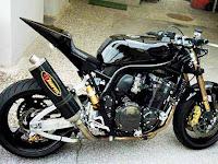 Modifikasi Motor Honda Sport Paling Keren