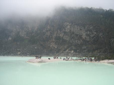trip Kawah Putih di Ciwidey