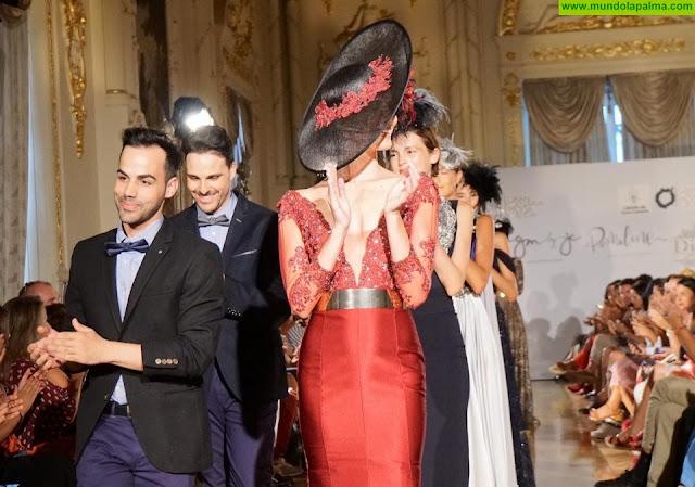 Las firmas de Isla Bonita Moda cautivan al público de la pasarela nupcial Gran Canaria Bridal Collection