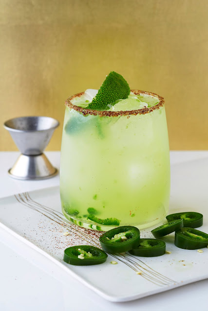 A Skinngirl Margarita for St. Patrick's Day