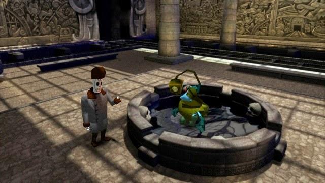 Grim Fandango Remastered PC Games Gameplay