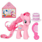MLP Single Wave 1 with DVD Pinkie Pie Brushable Pony