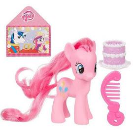 My Little Pony Single Wave 1 with DVD Pinkie Pie Brushable Pony