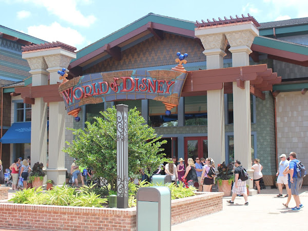 Disney Springs {June 2016}
