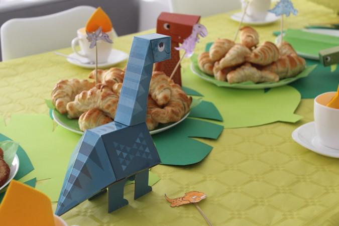 dinosaurios de cartón krooom