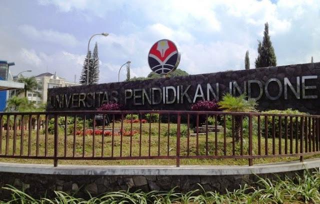 PENERIMAAN CALON MAHASISWA BARU ( UPI )  UNIVERSITAS PENDIDIKAN INDONESIA