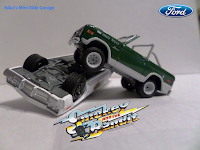 Greenlight Hollywood's 1970 Ford Bronco Bronco Buster