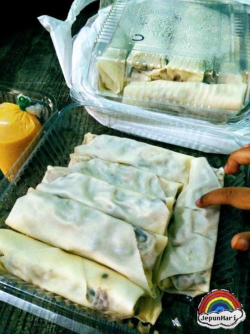 Popia Carbonara Cheese Ain