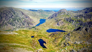 Snowdonia 06.2016 Cykl DOKĄD na weekend w UK?