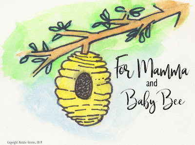 For Mamma and Baby Bee