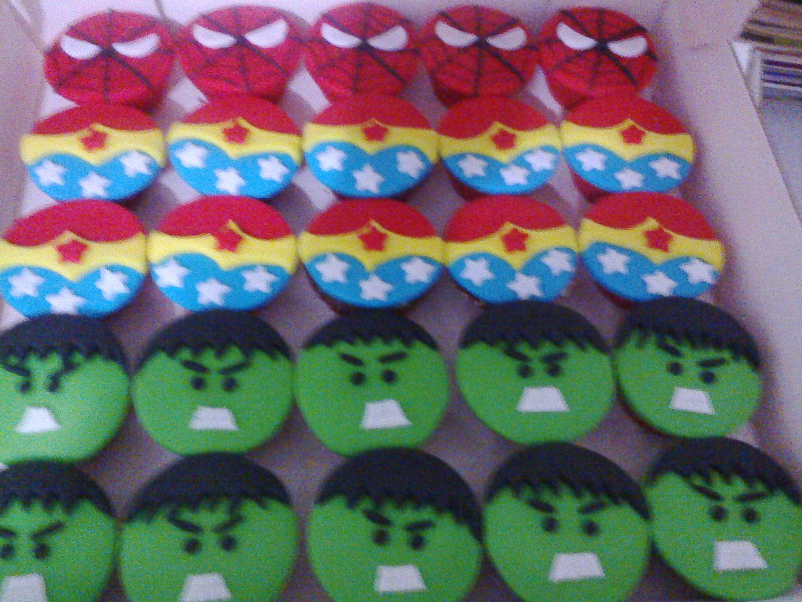 Mara Cup Cakes