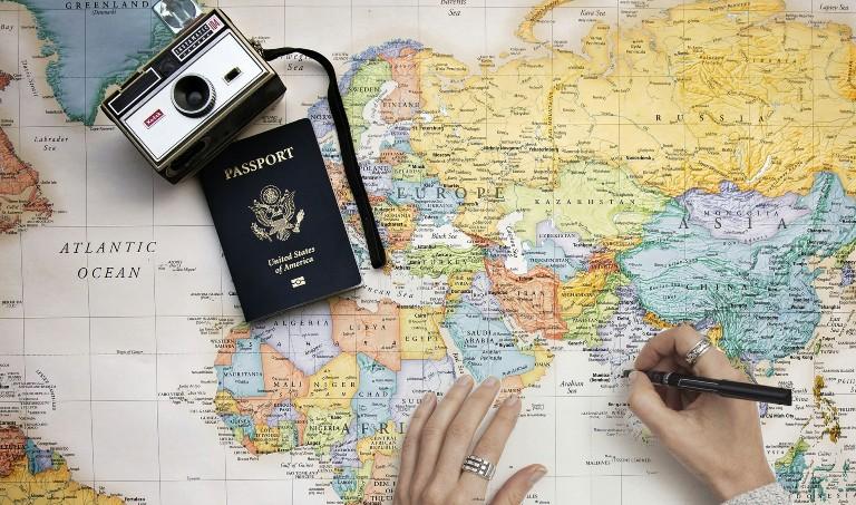 open trip ke luar negeri