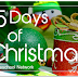 5 DAYS OF CHRISTMAS ON THE BLOG!