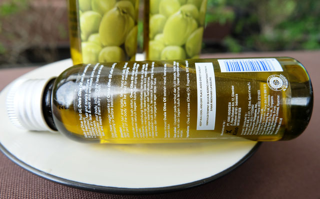 ovale olive oil untuk rambut