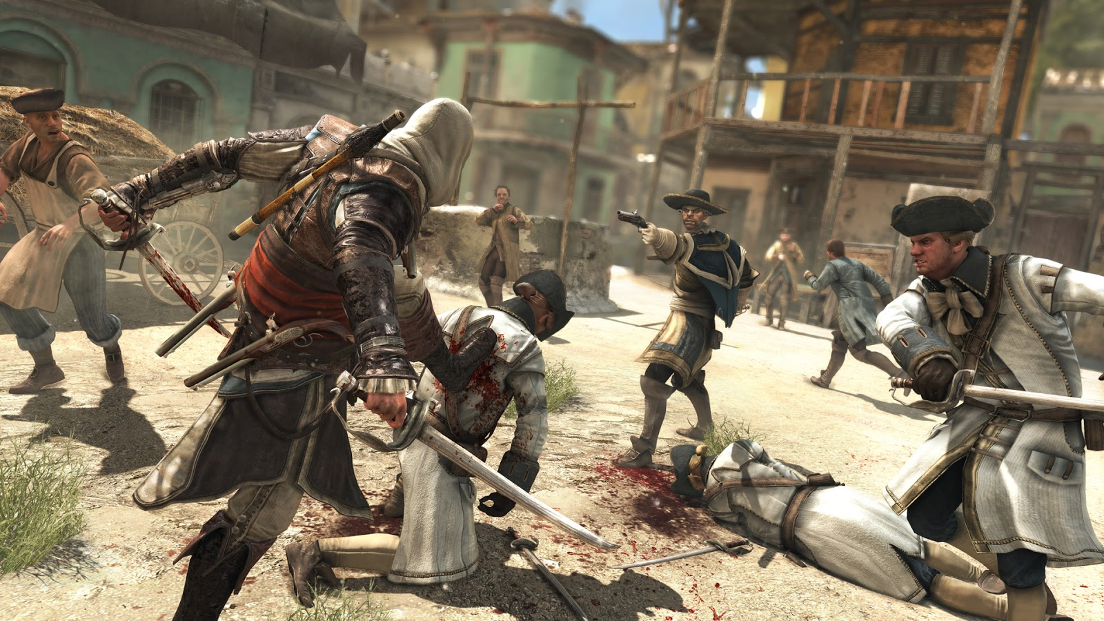 Cheats and Secrets - Assassin's Creed IV: Black Flag Wiki ...