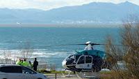 helicoptero osakidetza playa sopela 01