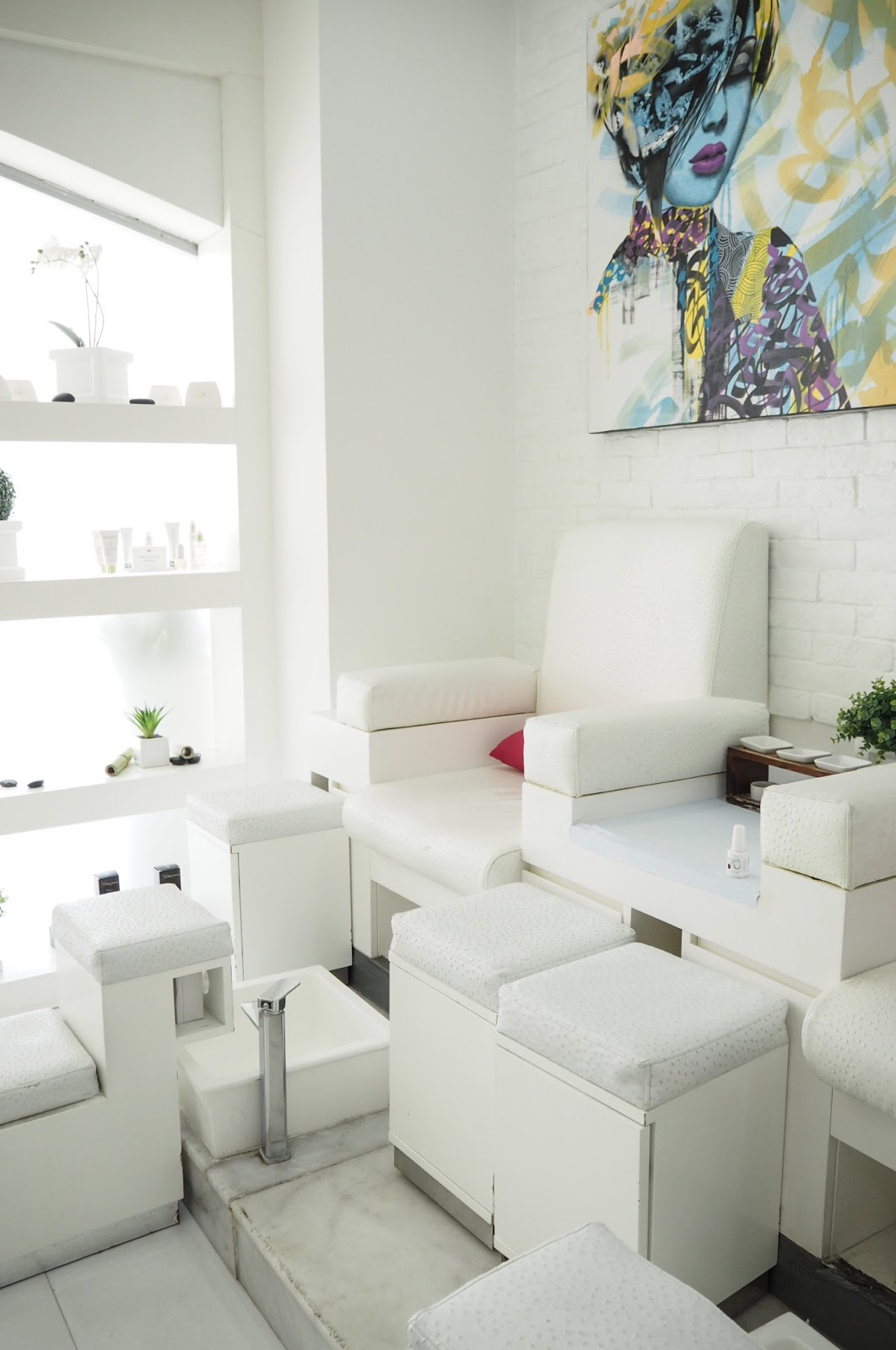 The White Room Spa Dubai Review / Life in Excess Blog