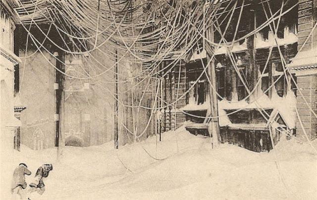 Gran Tormenta de nieve de 1888