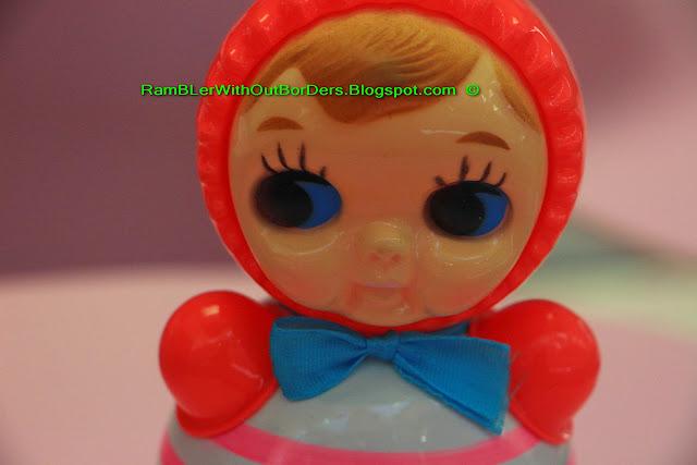 tumbler toy, HKIA, HK, China