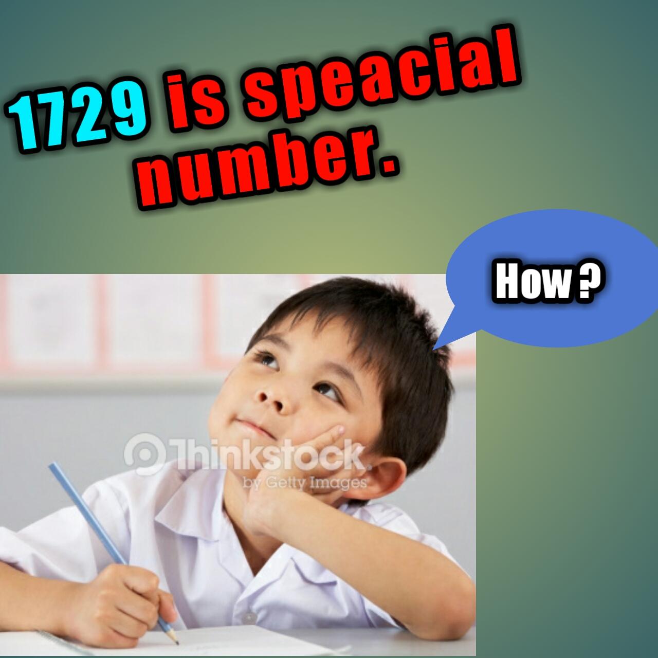 Is 1729