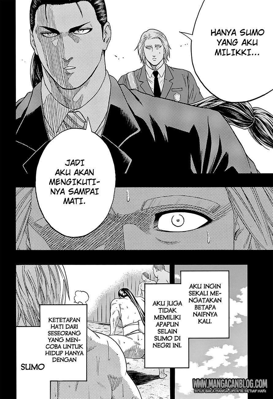 Komik hinomaru zumou 144 - saling bertolakan 145 Indonesia hinomaru zumou 144 - saling bertolakan Terbaru 6|Baca Manga Komik Indonesia