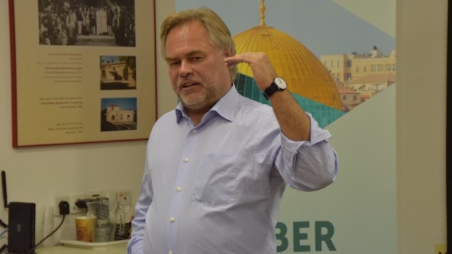 From Jerusalem shall come forth cyber-security, says cyber guru