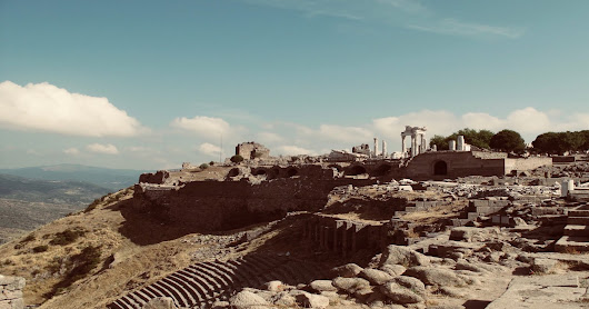 Pergamum - The Seat of Satan