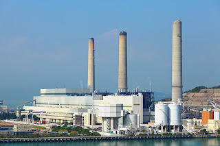 power plant for electrical generation