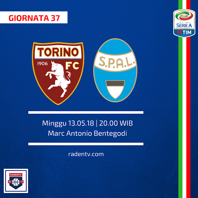 Torino vs SPAL