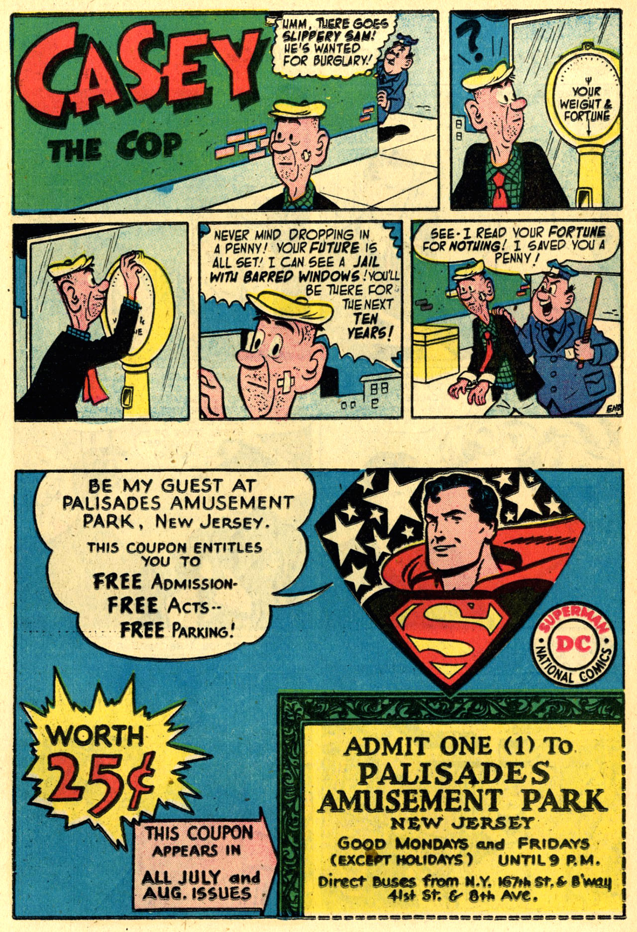Read online Detective Comics (1937) comic -  Issue #245 - 24