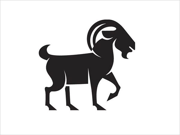 Contoh Desain Logo Negative Space - 27