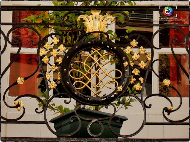 NANCY (54) - Maison Lecreulx (XVIIIe siècle)