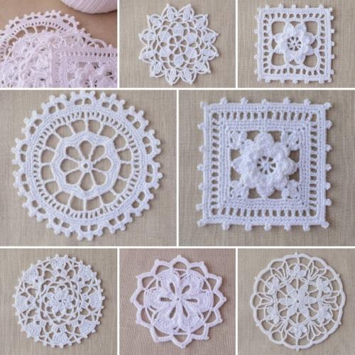 Crochet Doilies & Lace Motifs