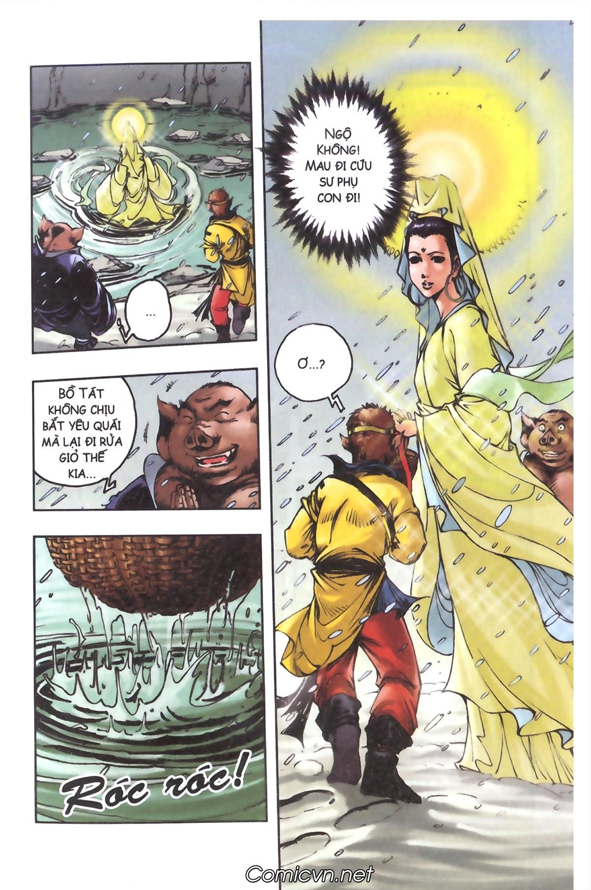 Tây Du Ký màu - Chapter 95 - Pic 22