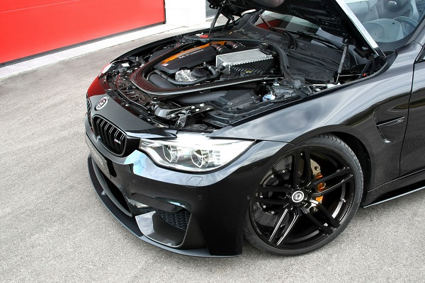 BMW M4 Cabrio preparado por G-Power