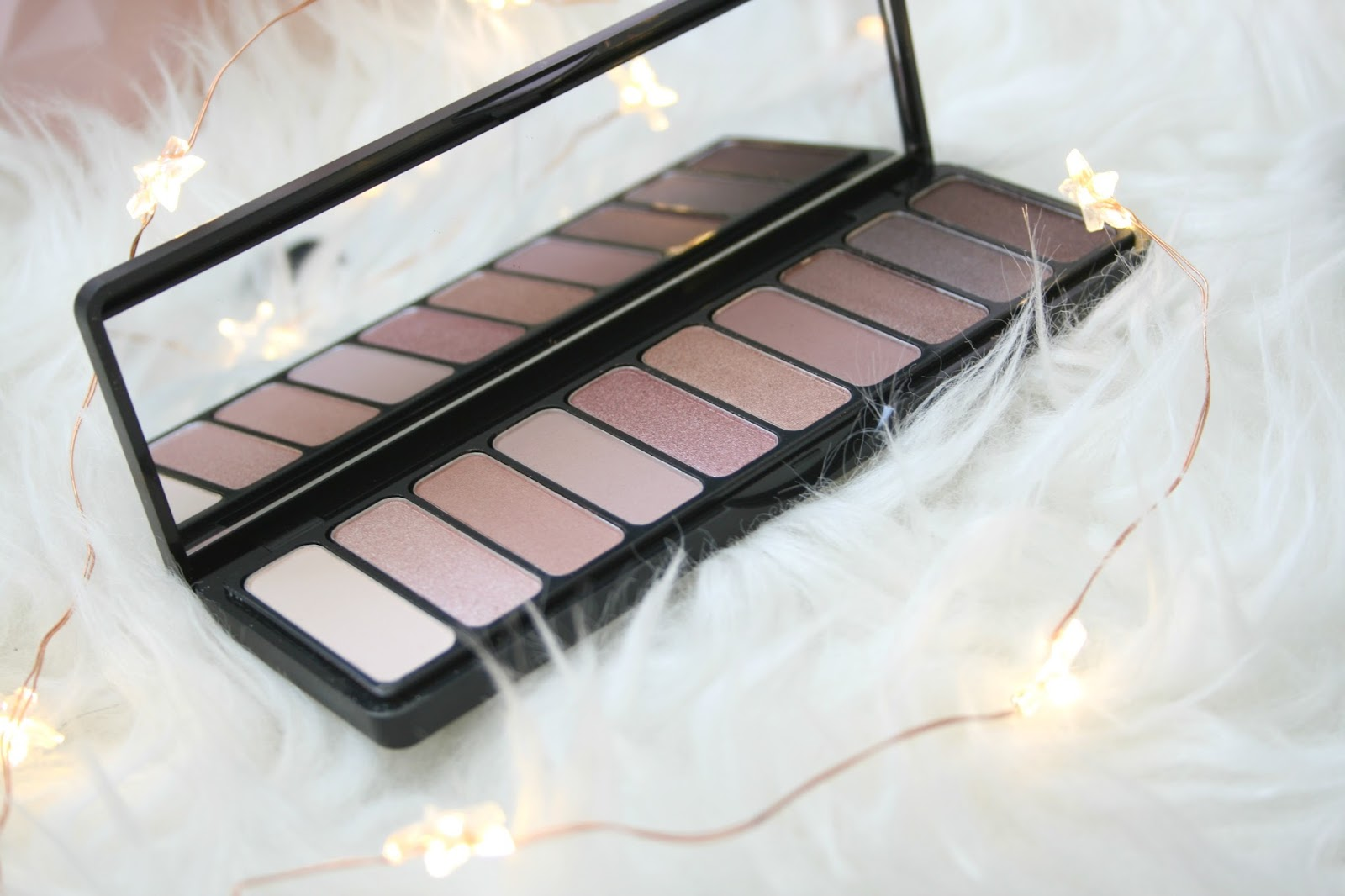 Elf Eyeshadow Palette Rose Gold
