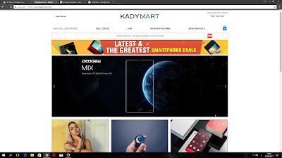 شرح موقع kadymart للشراء من الأنترنت - منتجات أصلية مميزة وبأسعار خيالية